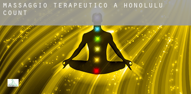 Massaggio terapeutico a  Honolulu County